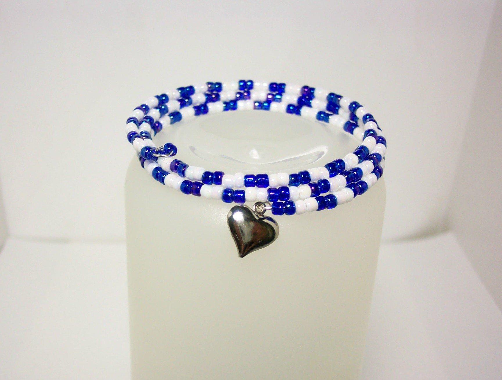 Royal Blue Wrap