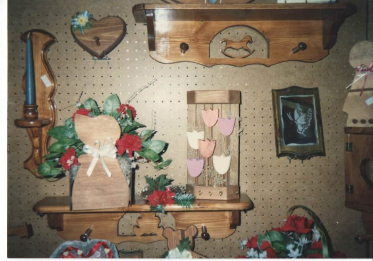 Craft items for sale