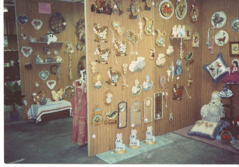 Full craft wall